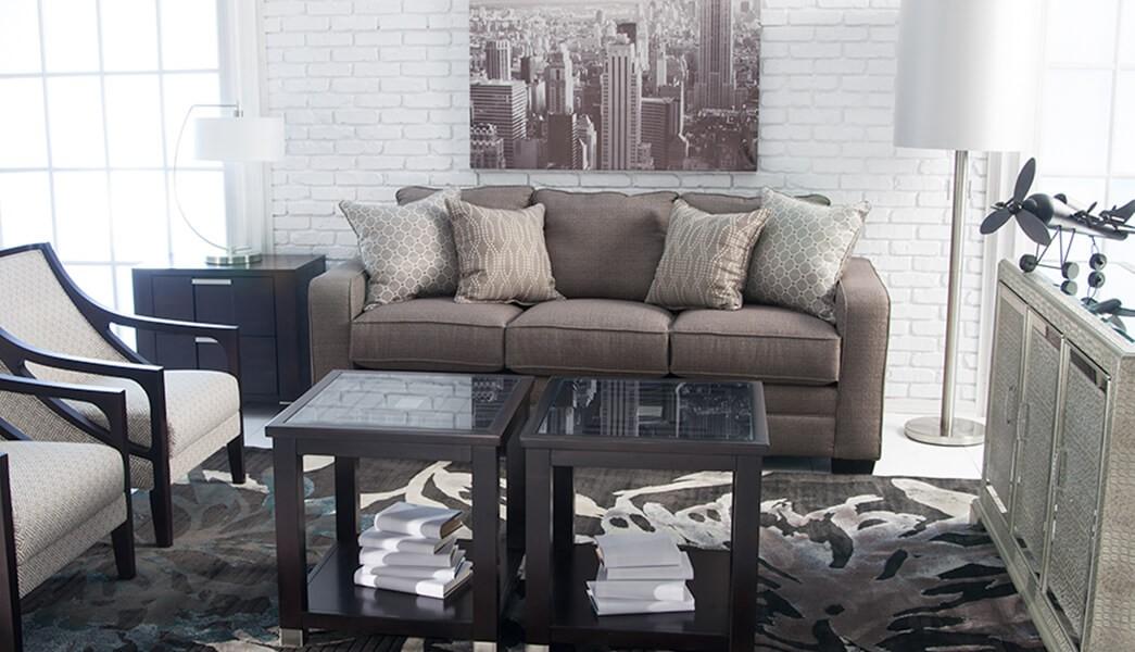 One Sofa Three Ways Modern Elegance